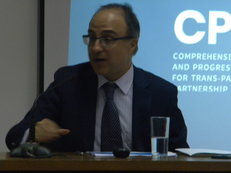 Naturaleza y perspectiva del Tratado Integral y Progresista de Asociación Transpacífico – CPTTP.