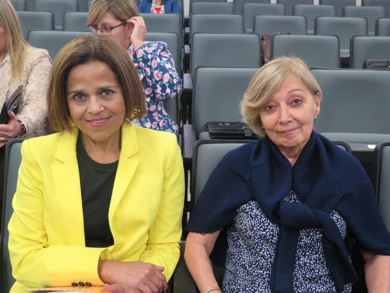 Elizabeth Sescovich, Directora de Carrera de Derecho participó en Seminario de Enseñanza del Derecho, Formación de Abogados, Clínicas Jurídicas y Grado Académico.