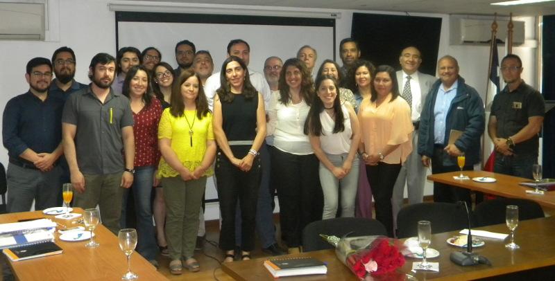 Consejo Docente UMC despide a Vicerrectora Francisca Ortega Frei quien deja la Universidad para asumir nuevos desafíos profesionales.