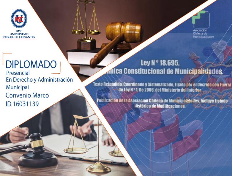 Diplomado en Derecho y Administración Municipal