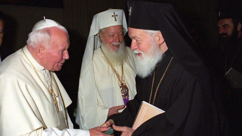 25 años después de la encíclica Ut unum sint, para que todos sean uno,del Papa san Juan Pablo II