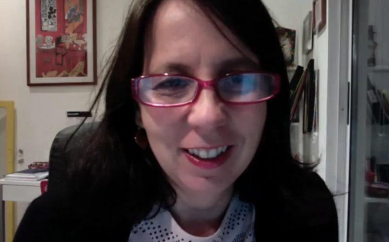 Políticas sociales y pobreza. Economista Claudia Martínez Alvear.