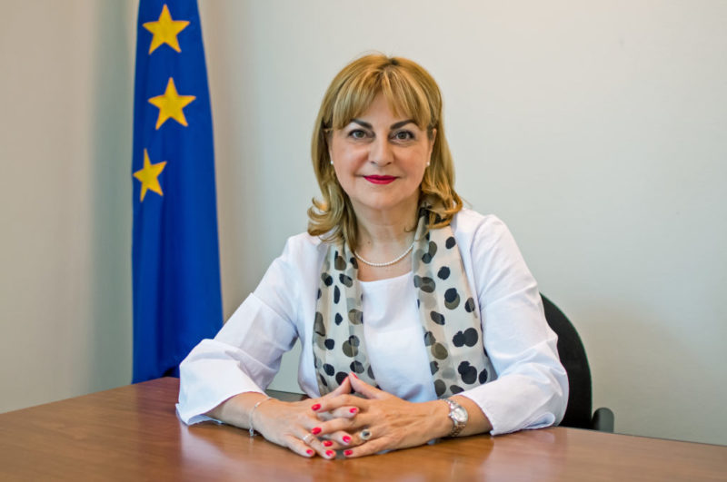 Evolución y perspectiva de la asociación estratégica de Chile y de América Latina y el Caribe con la Unión Europea.  Sra. Stella Zervoudaki, Embajadora de la Unión Europea en Chile